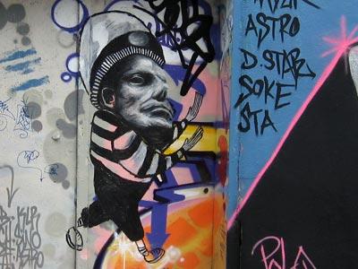 graffiti (détail)