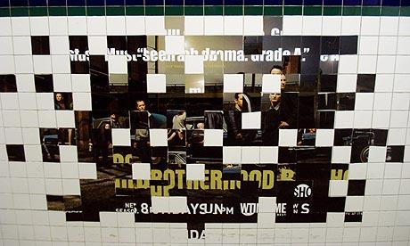 œuvre et photo de Poster boy