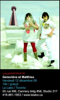 Geneviève et Matthieu