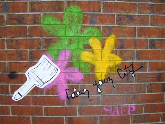 colour your city