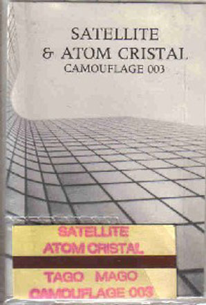 Satellite Vs. Atom Crystal