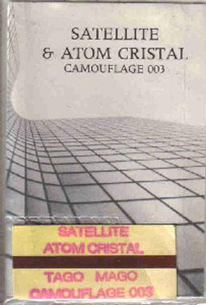 Satellite Vs. Atom Crystal